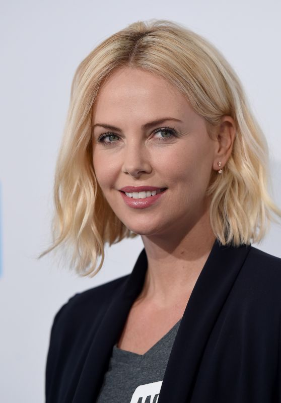 Charlize Theron – WE Day California 2016 in Inglewood, CA ...