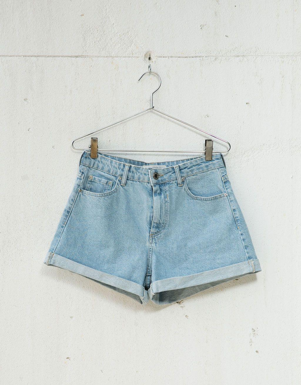 mejor servicio bacea 21159 Shorts denim con vuelta | sweet en 2019 | Ropa tumblr, Ropa ...