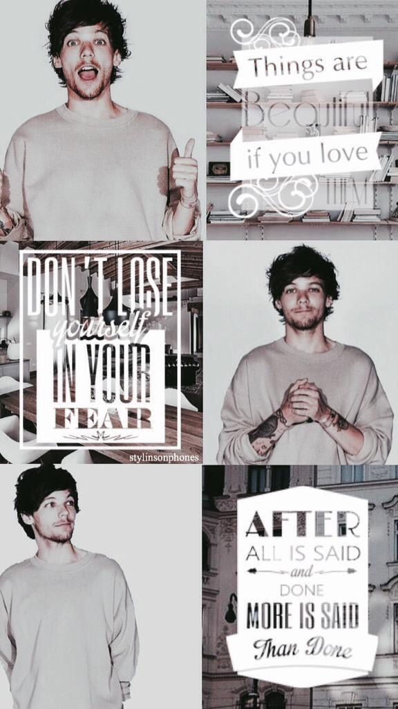 Louis Tomlinson Wallpaper Ctto At Stylinsonphones On Twitter