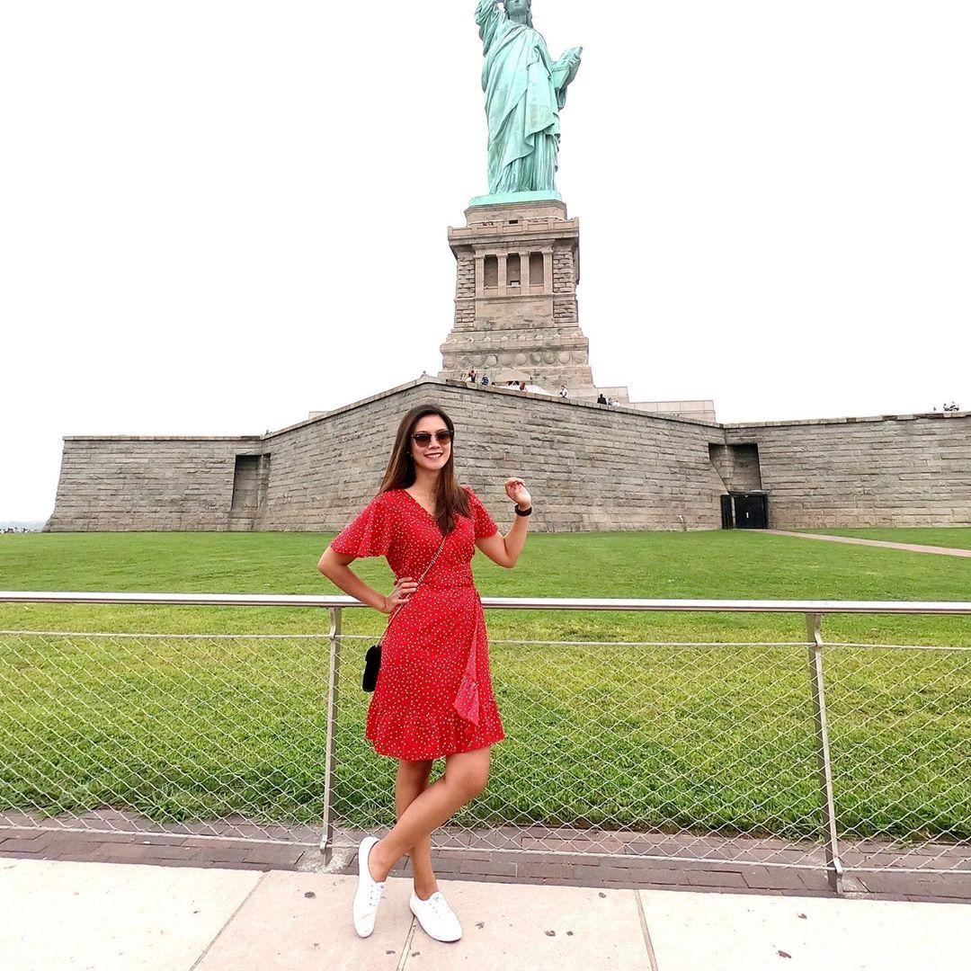 Chasin Summer Ootd Polkadotdress Summeroutfits Fashionista