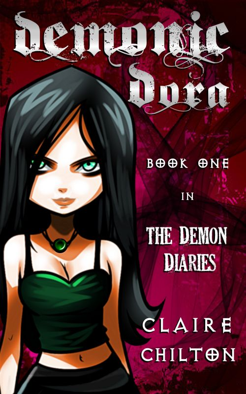 Demonic Dora New Adult Fiction Novels Paranormal Romance Books