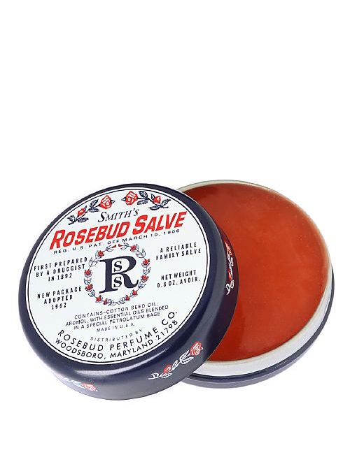 Love this! smith's rosebud salve is the classic cure-all #skincare