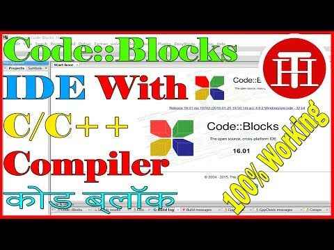 Technical Hoque:Hacking: How to Download & Install Code Blocks IDE