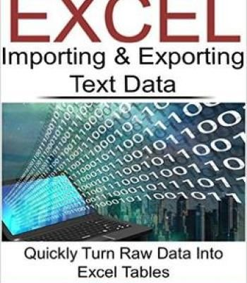 Excel Importing  Exporting Text Data Quickly Turn Raw Data Into