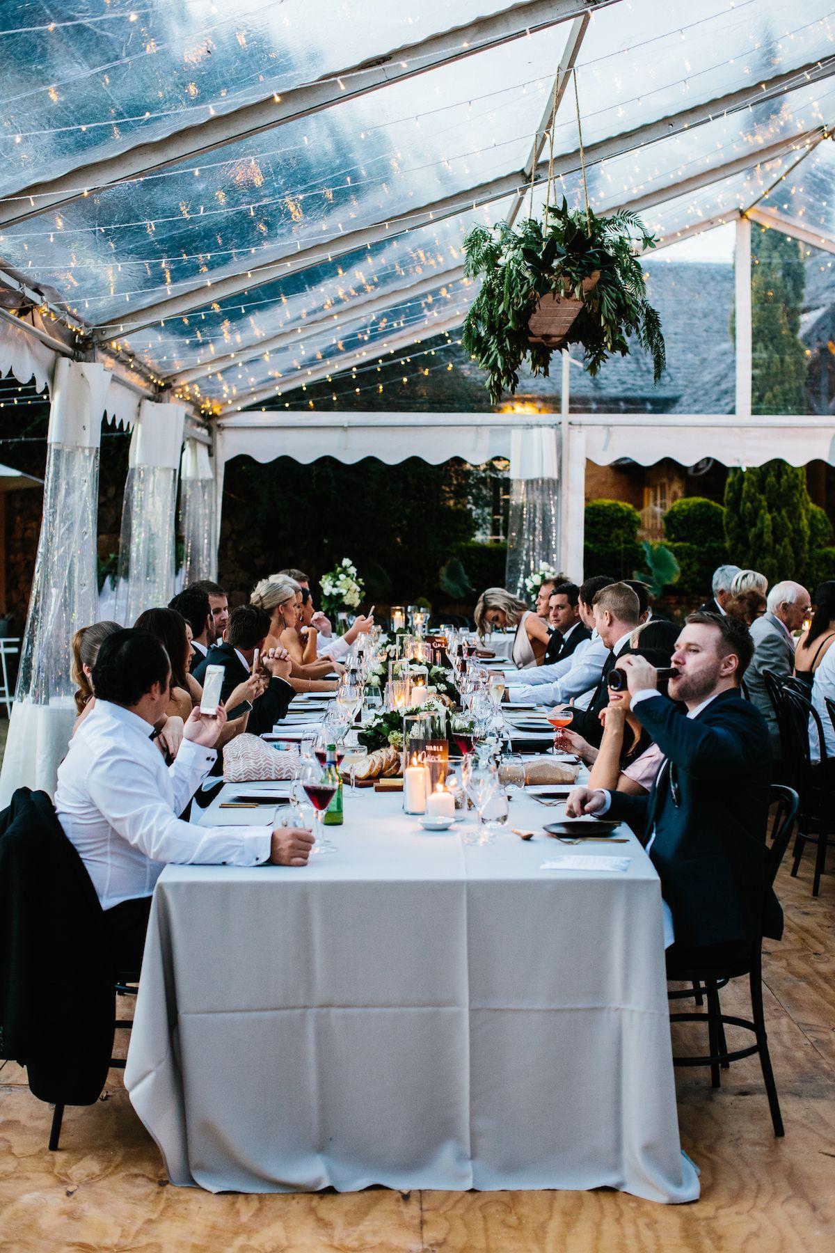 Real Wedding Byron Bay Reception And Wedding Venues