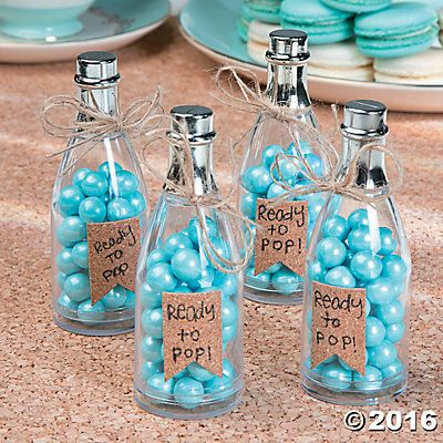 Ready to pop baby shower favor idea mini me pinterest get unique party favors for baby showers your guests will love our baby shower favors youll find baby shower party favors and great favor ideas baby boy negle Image collections