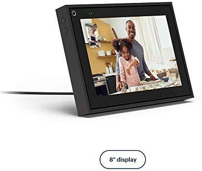 "Amazon.com: Facebook Portal Mini Smart Video Calling 8"" Touch Screen Display with Alexa Black: Computers & Accessories #touchscreendisplay"