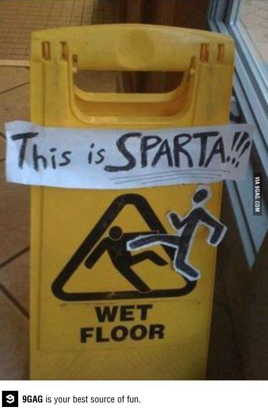 This Is Sparta Funny Stuff And Humor