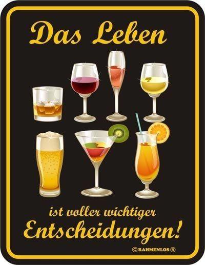 Alkohol lustig witzig Sprüche Bild Bilder.   Alkohol ...