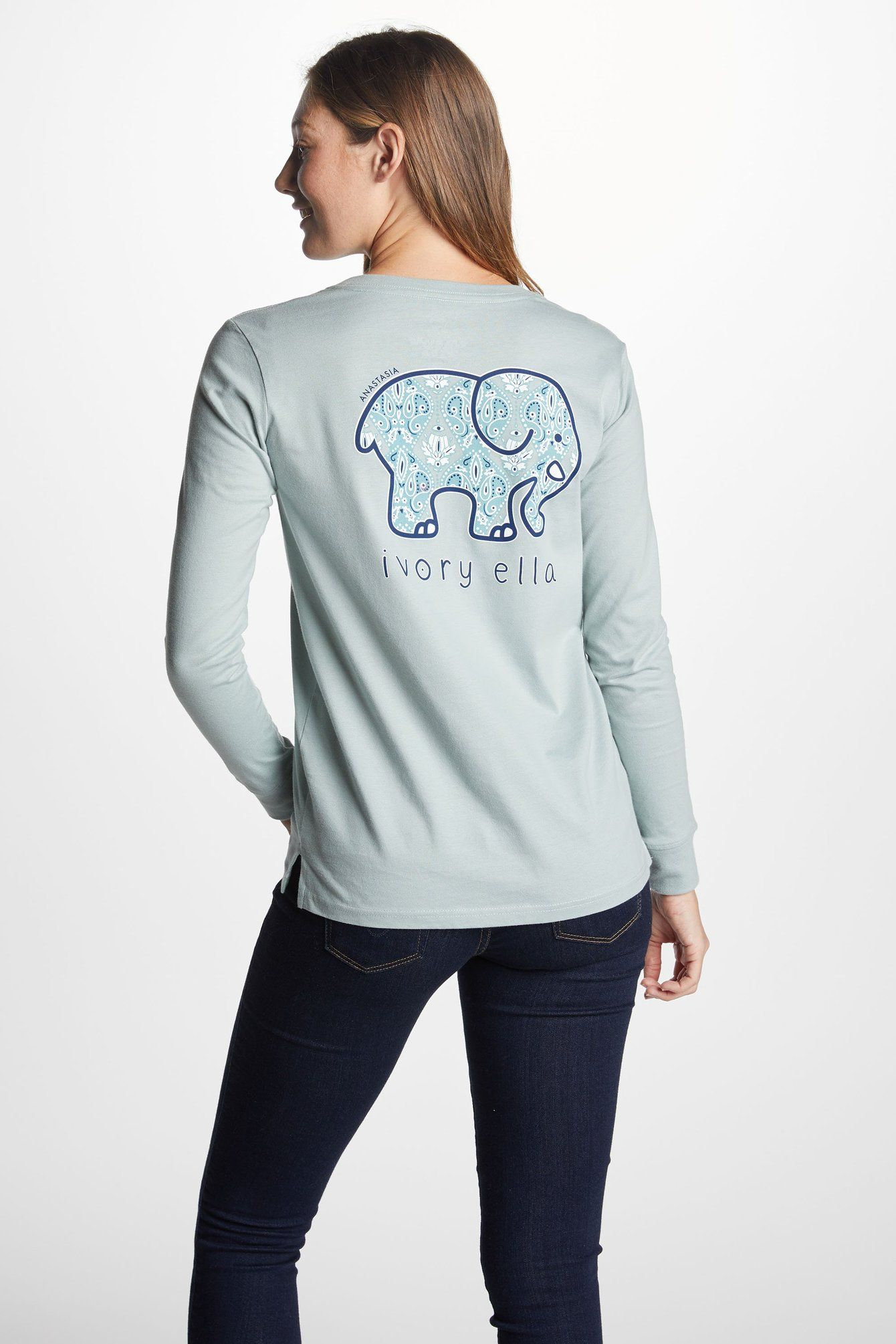 a07b9f6af8ba67 Ivory Ella - Good Clothes For A Good Cause. March 2019. Ivory Ella Vivid  Green Virgo T-Shirt
