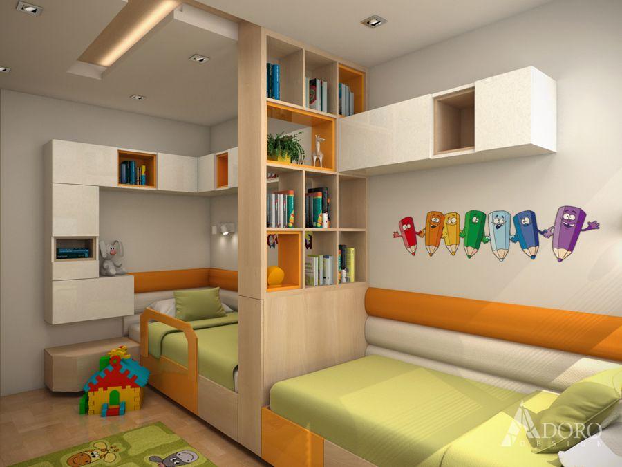 Interior design varna bulgaria for Design delle camere dei bambini