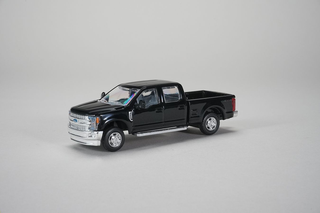 1 64 2017 Ford F 350 Crew Cab Standard Bed Black By Speccast I Llv Mail Truck Fuel Filter Have This
