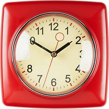 Retro Kitchen Clock