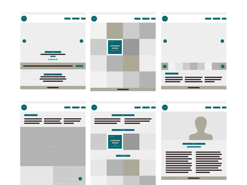 Small layouts by Tomas Kopecny