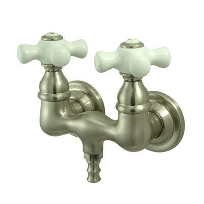 Kingston Brass Vintage Wall Mount Clawfoot Tub Faucet Products