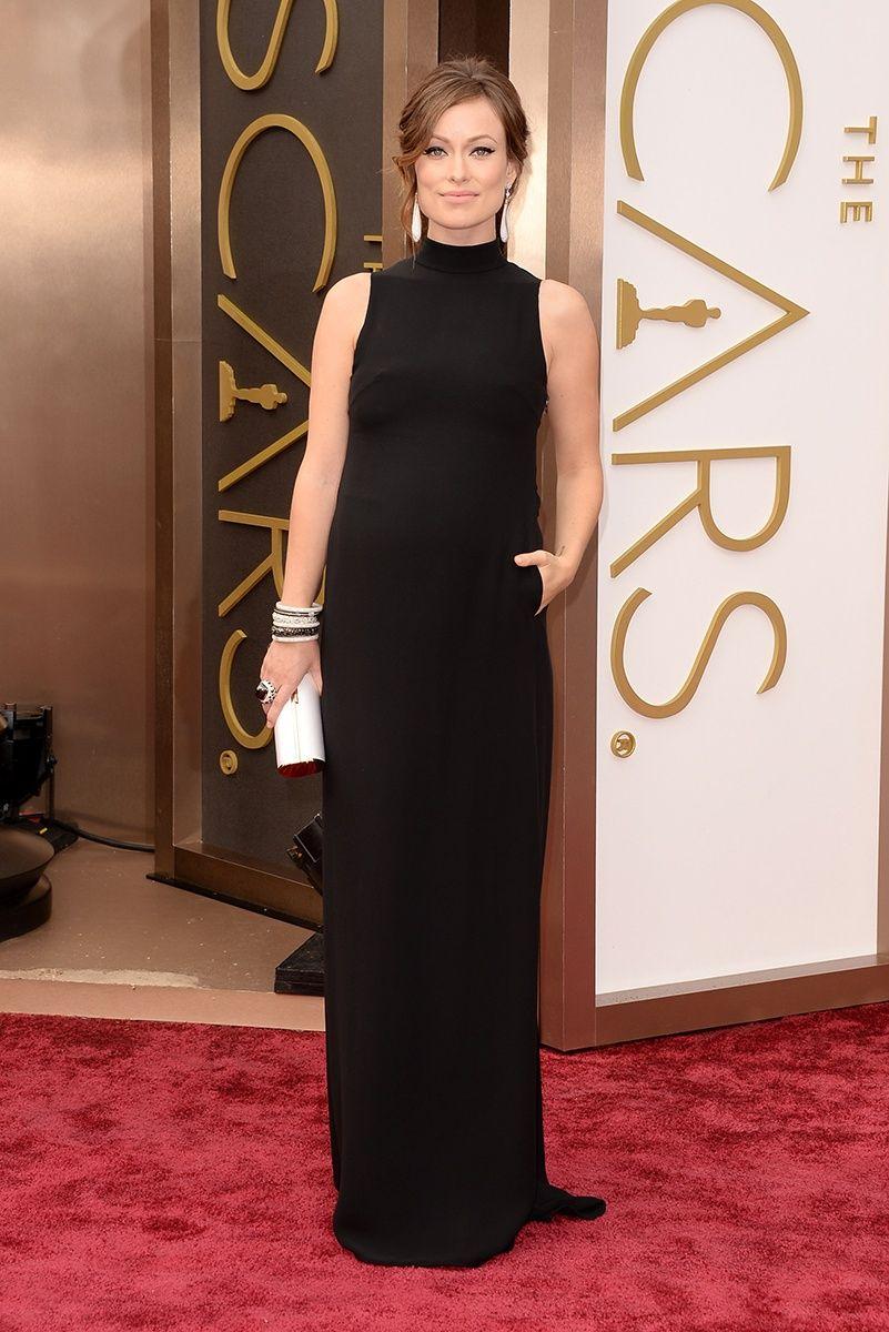 Oscars 2017 Fashion Live From The Red Carpet Lorraine Schwartzbest Dressedolivia Wilde