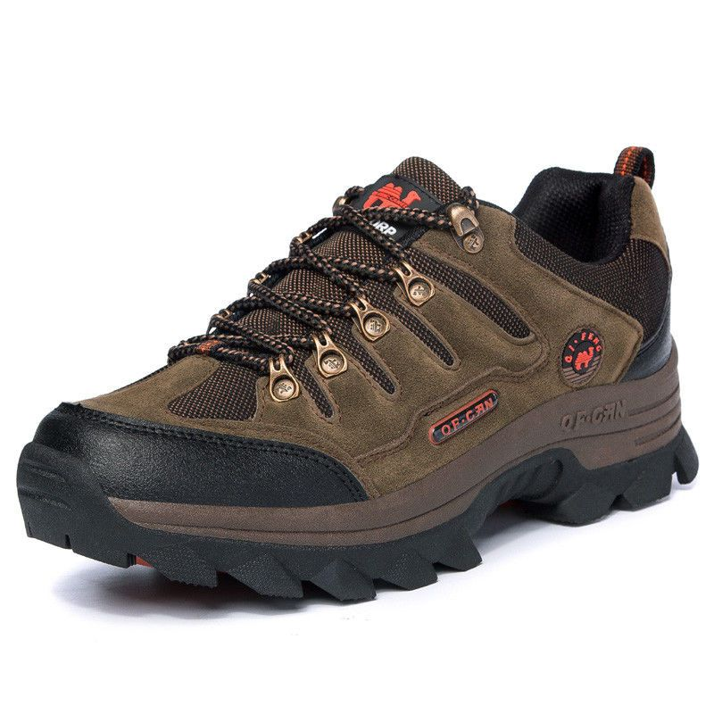 Mens Fashion Hiking Trail Shoes Outdoor Trekking Sneakers Cross Training Shoes