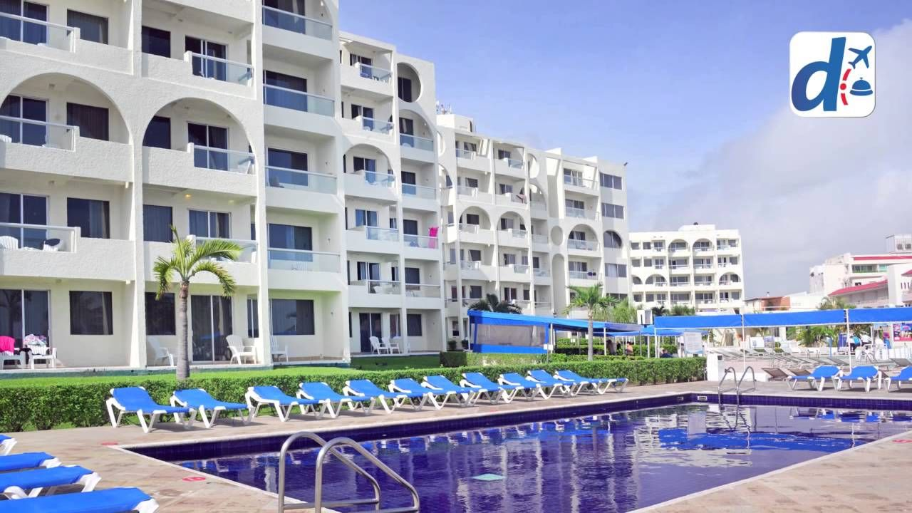Hotel Aquamarina Beach Cancun