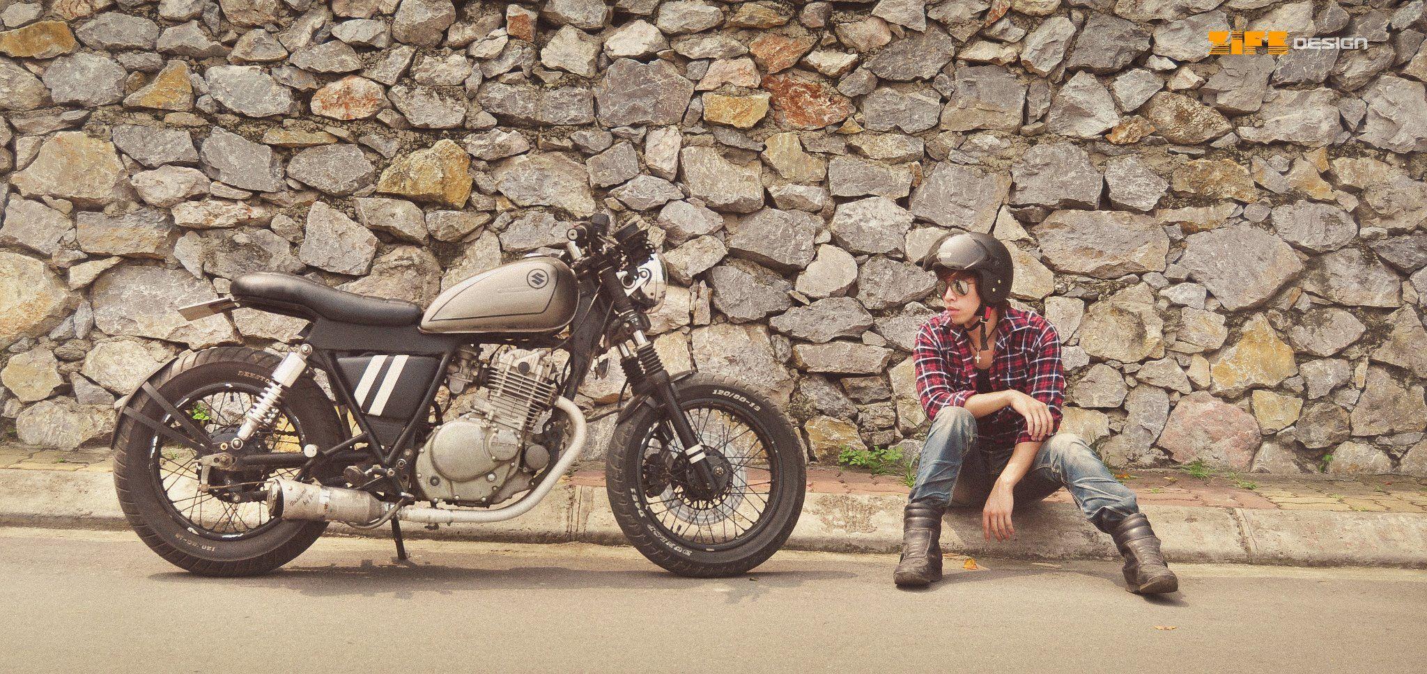 GN250 from ZIFE Design (Vietnam)