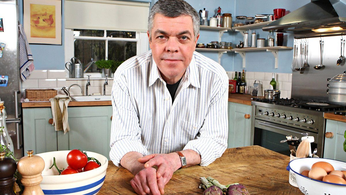 Food writer Simon Hopkinson draws on years of experience to create ...