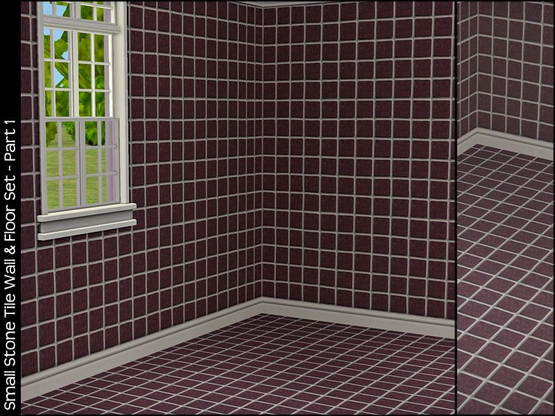 Build - Wall/Floor [Salifindragon] Stone Tile Wall/Floor Set (part 1 ...
