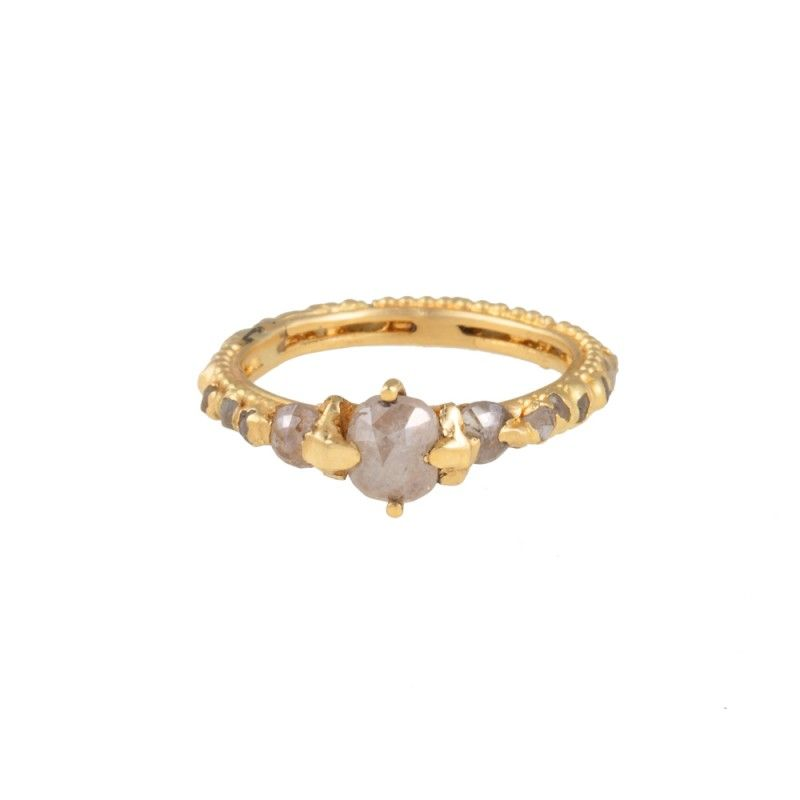 Diamond Ring by Polly Wales