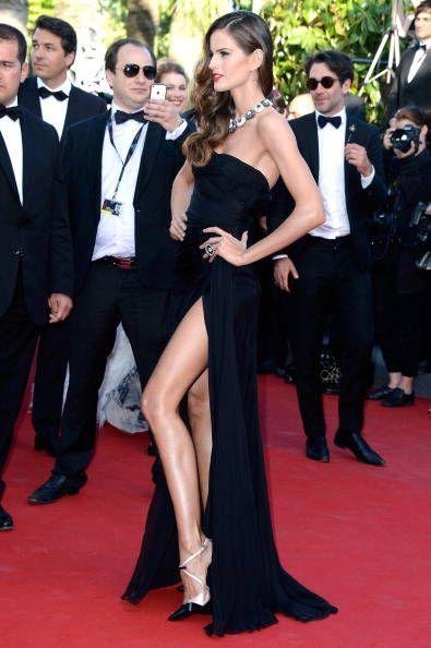 Le gambe di Izabel Goulard