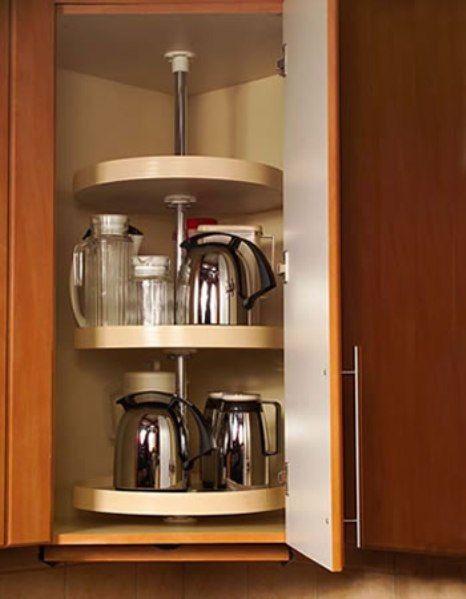 Mueble de cocina realizado a medida en melamina, blanco, con ...