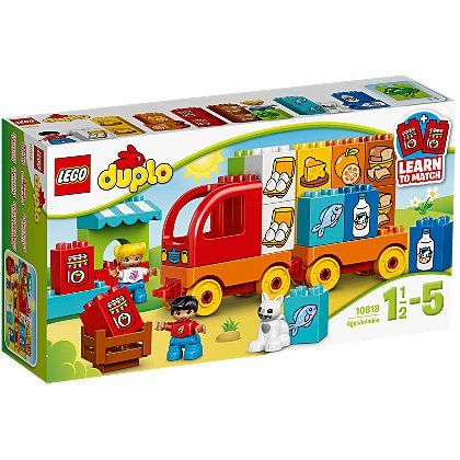 Lego Duplo My First Truck 10818 Gifts For Kids Pinterest