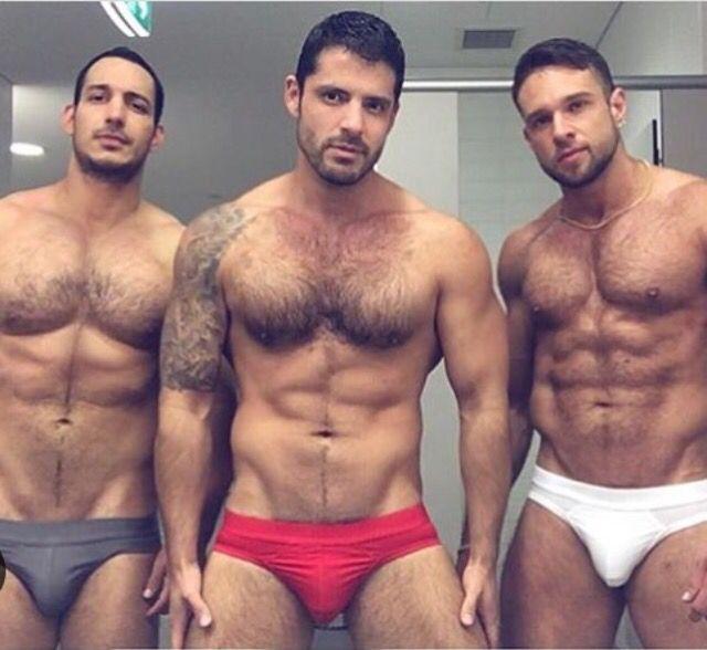 Hairy group pics