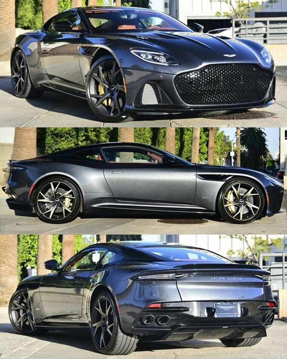 2019 Aston Martin DBS Superleggera 5.2L V12
