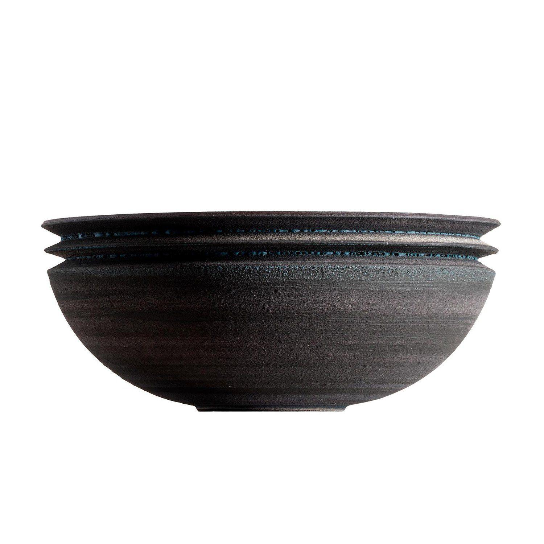 Strata Vessel N Bowl Slip Cast Ceramic N O Vessels Collection Ceramics It Cast Bowl