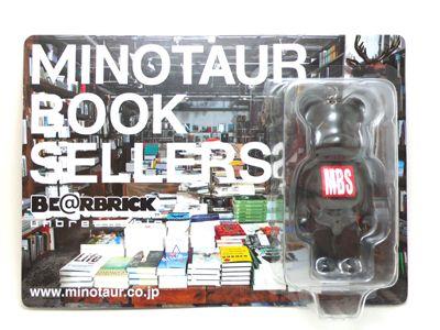 MINOTAUR BOOK SELLERS 2011 ベアブリック(BE@RBRICK)