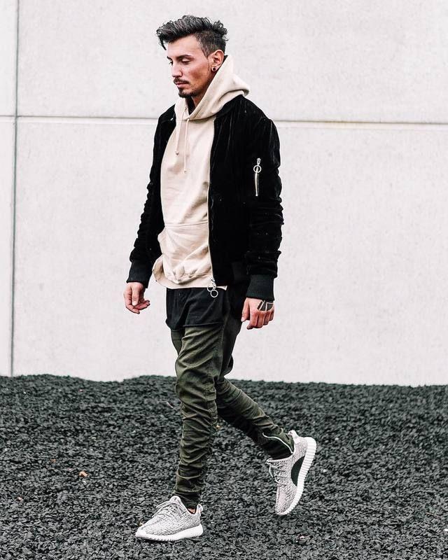 62a3967a13a3 2016 Newest men sport hip hop pants side zippers joggers mens casual fear  of god jogging harem pants trousers pantalon homme
