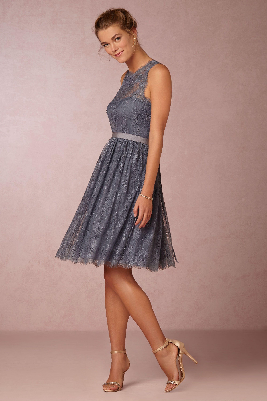 BHLDN\'s Hitherto Celia Dress in Hydrangea | Vestidos de dama de ...