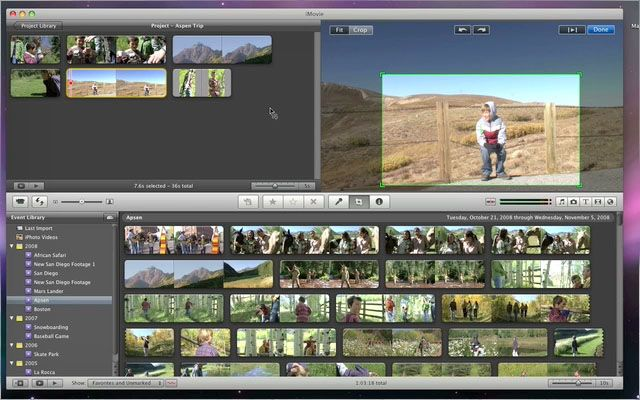 Imovie 09 cropping and rotating your video technology imovie 09 cropping and rotating your video ccuart Image collections