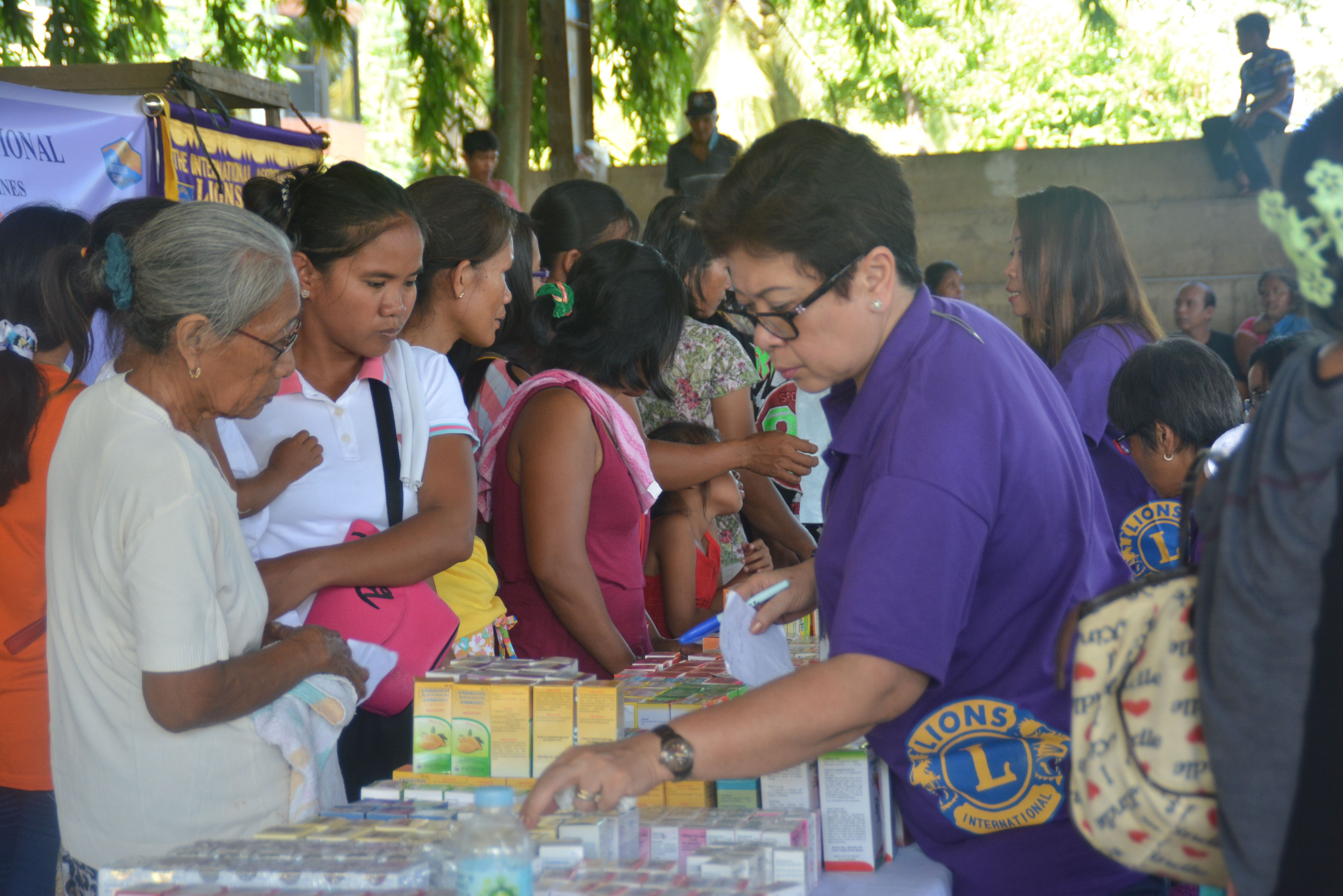 Candon City (Philippines) provided free health