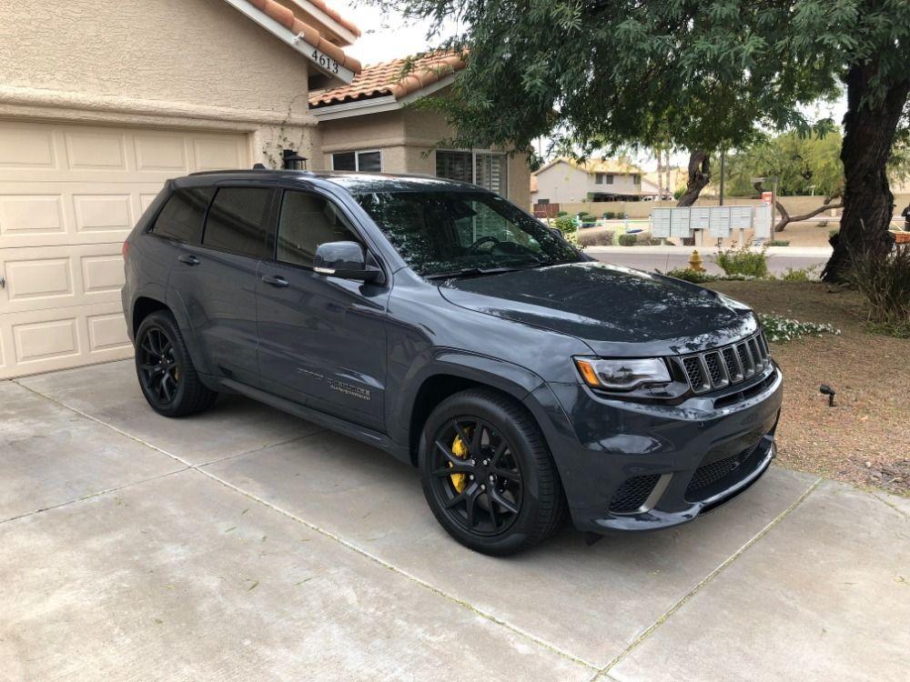 Used 2018 Jeep Grand Cherokee Trackhawk Phoenix Az 85032 508676079 1 Jeep Grand Jeep Grand Cherokee Grand Cherokee For Sale