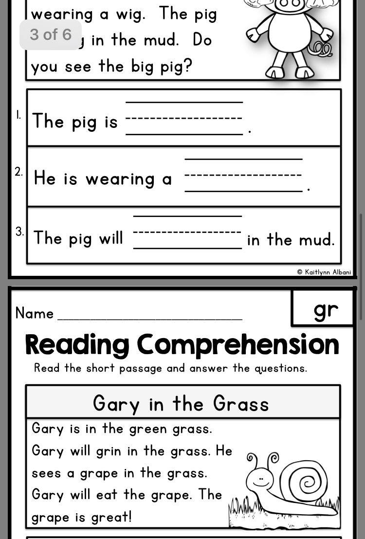 Pin By Shani Smith On Kindergarten Ideas First Grade Reading Prek Reading Reading Writing [ 1108 x 750 Pixel ]