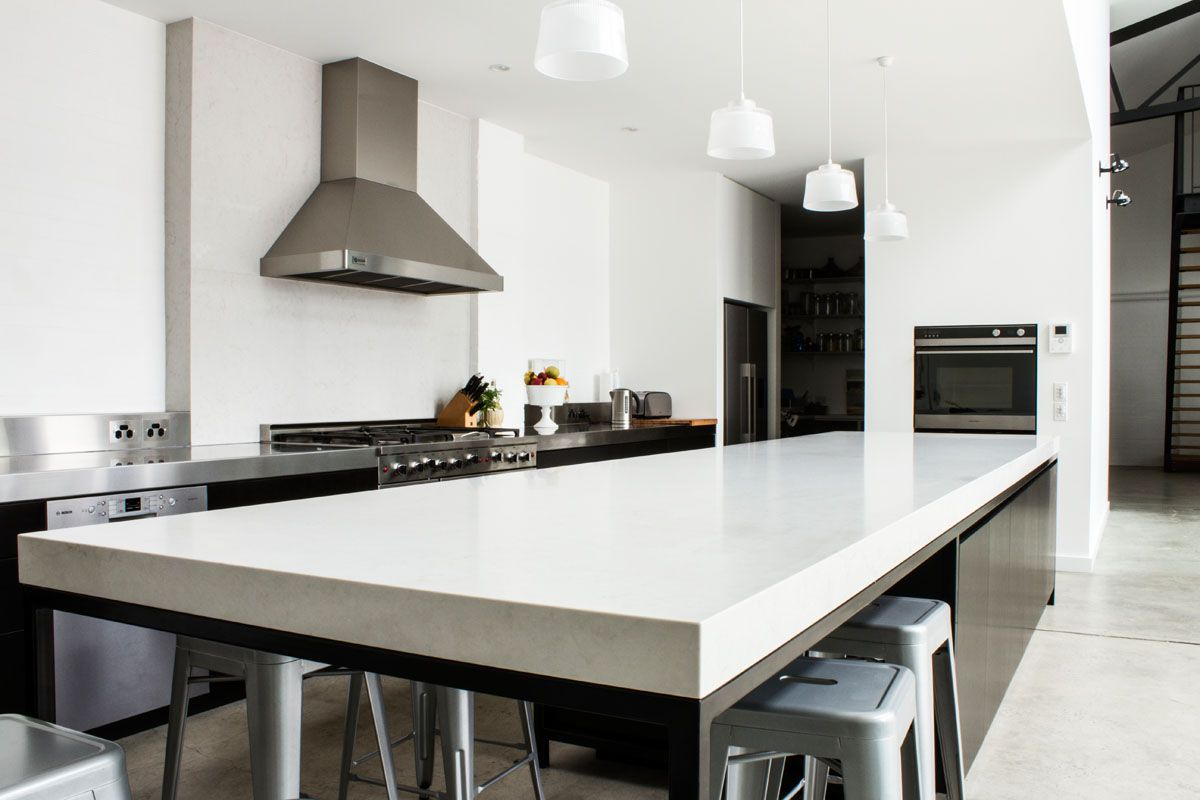 Caesarstone designer kitchens - Caesarstone Gallery Kitchen Bathroom Design Ideas Inspiration