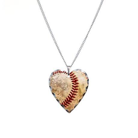 baseball necklace | baseball necklace, boyfriends and girls