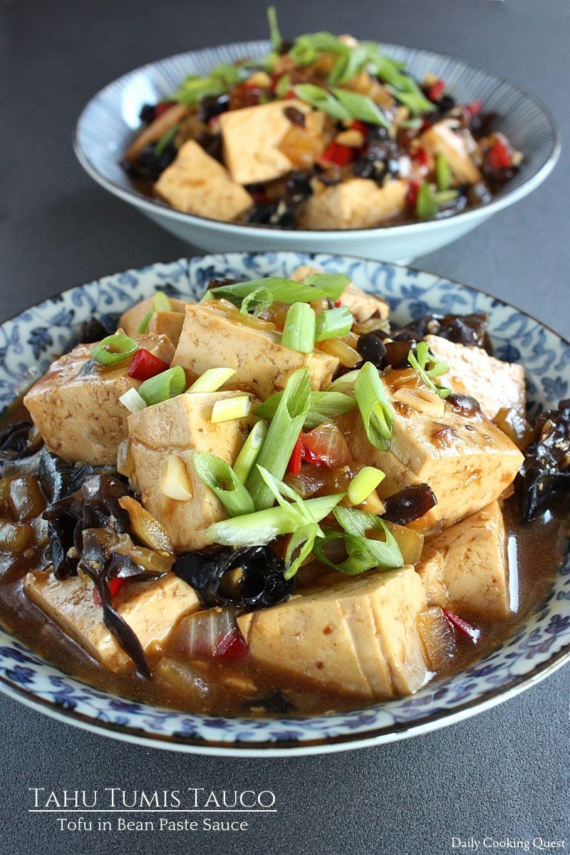 12 ide Tofu   masakan, tahu, resep