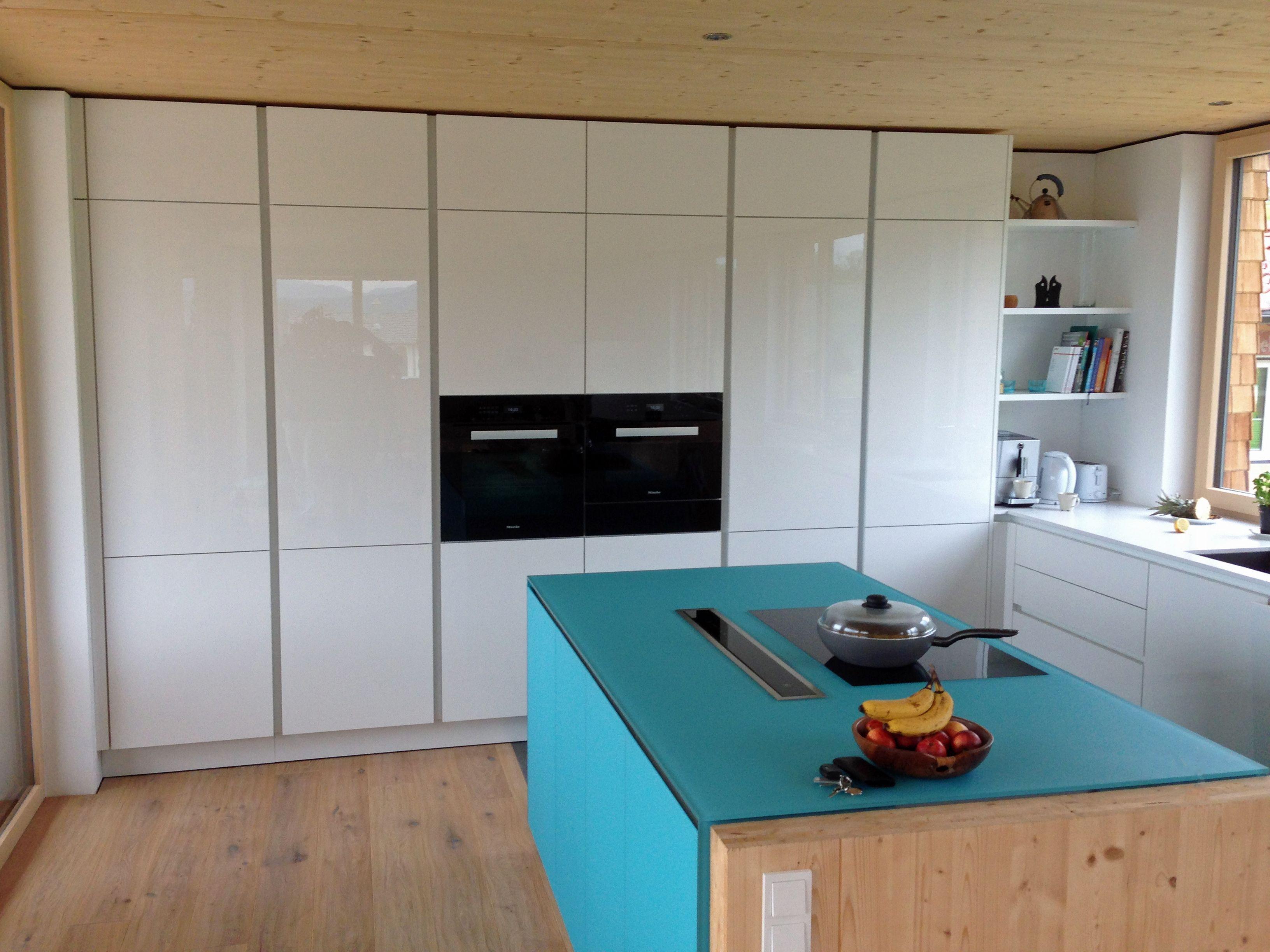 Schwab Küchen Salzburg | Offene wohnräume, Kochinsel und Abwechslung