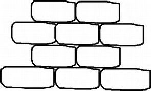 Image Result For Clip Art Brick Home Brick Images Wall Clips Brick Wall