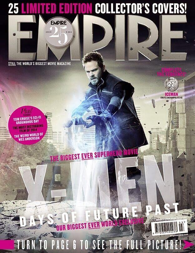 """""""X-Men: Dias de um Futuro Esquecido """" é destaque na revista Empire http://cinemabh.com/imagens/x-men-dias-de-um-futuro-esquecido-e-destaque-na-revista-empire"""