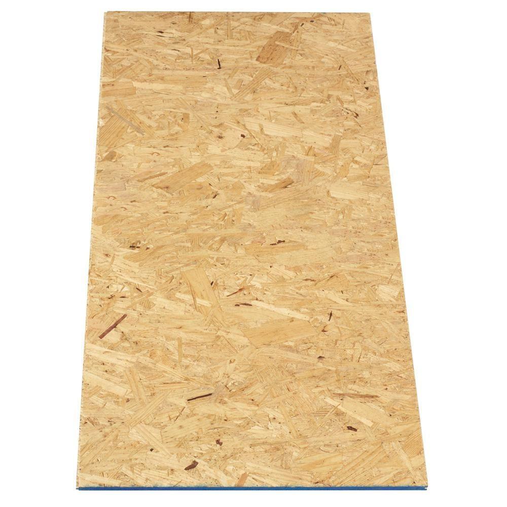 Attic Pine Oriented Strand Board 5/8 in. x 2 ft