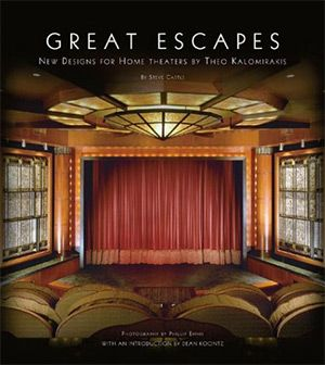 Great Escapes Book Best Home Theater Design News