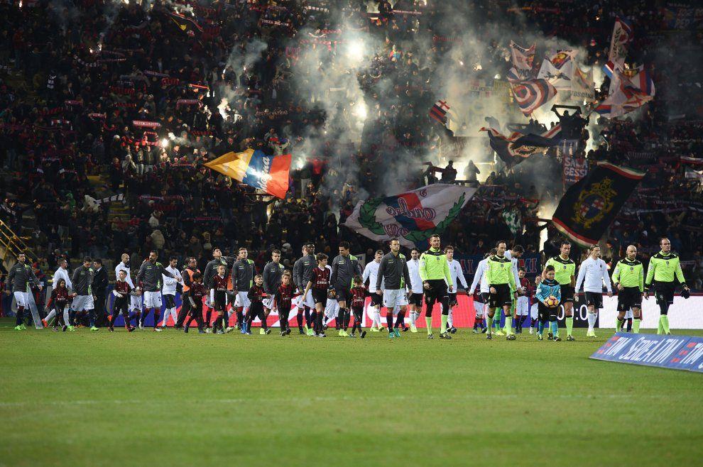 Bologna-Milan, il film della partita