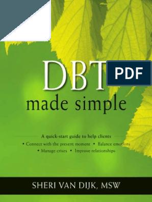 Mindfulness Skills Workbook For Clinicians Debra Prefrontal Cortex Mindfulness Dbt Skills Dbt Therapy Dialectical Behavior Therapy