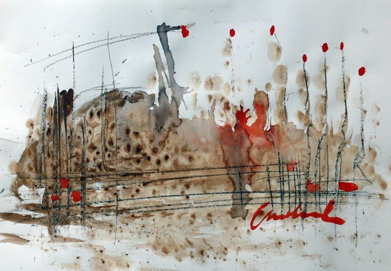 Resultado de imagen para pintura de destemplado